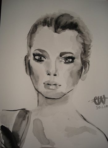 Lily Donaldson illustration - Cocoskies