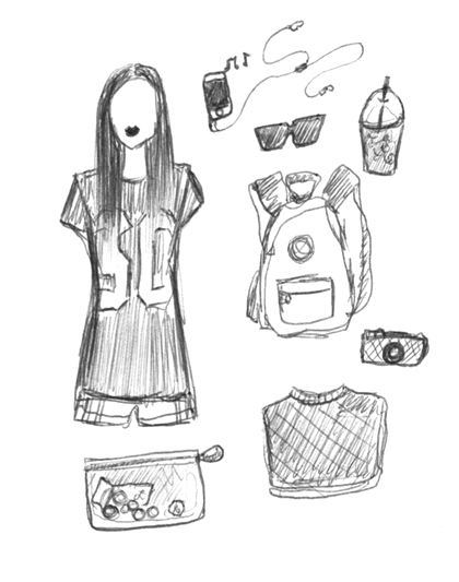 little sketches