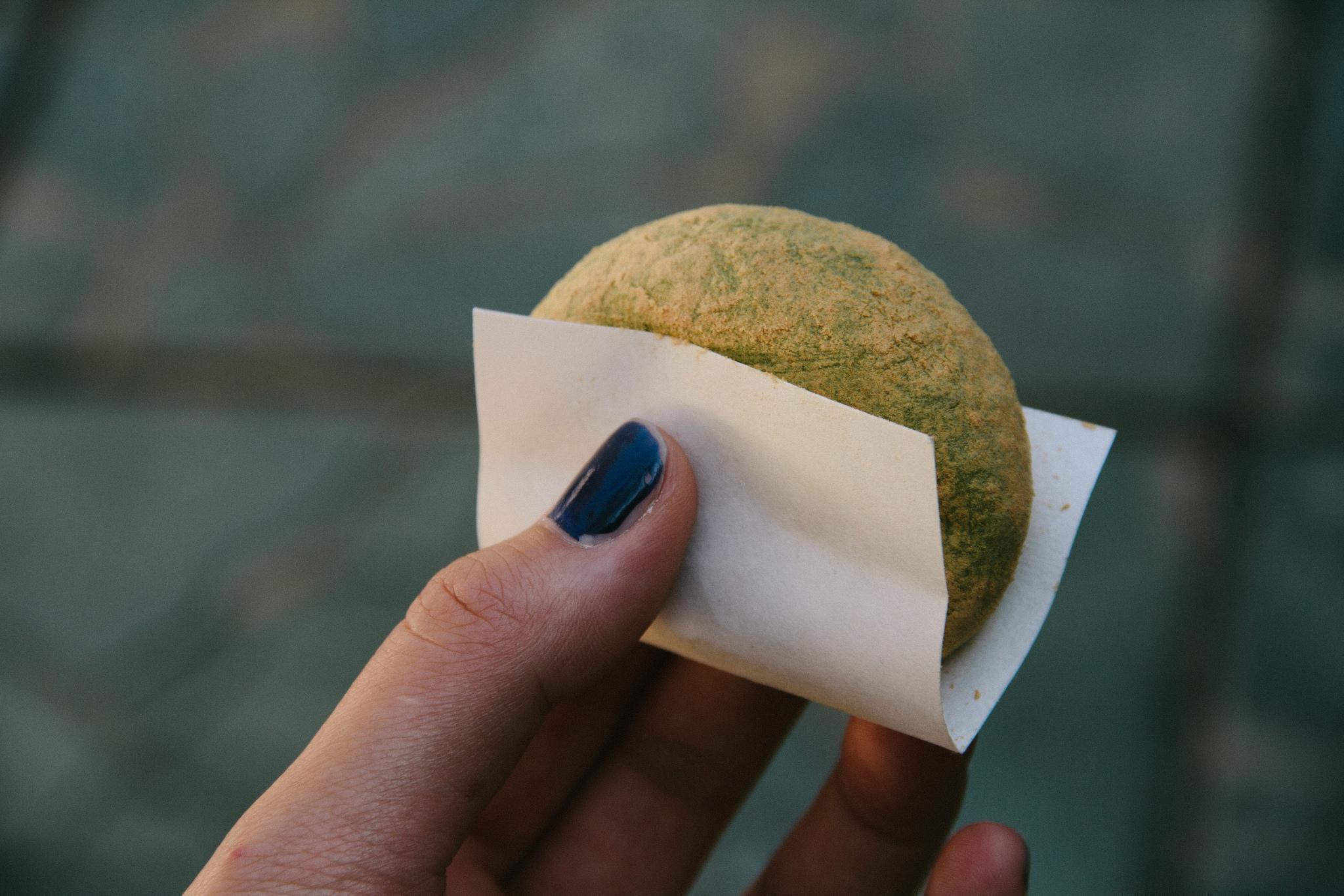 Japan: Exploring Nara - Mochi - Cocoskies | Illustration, design & travel blog