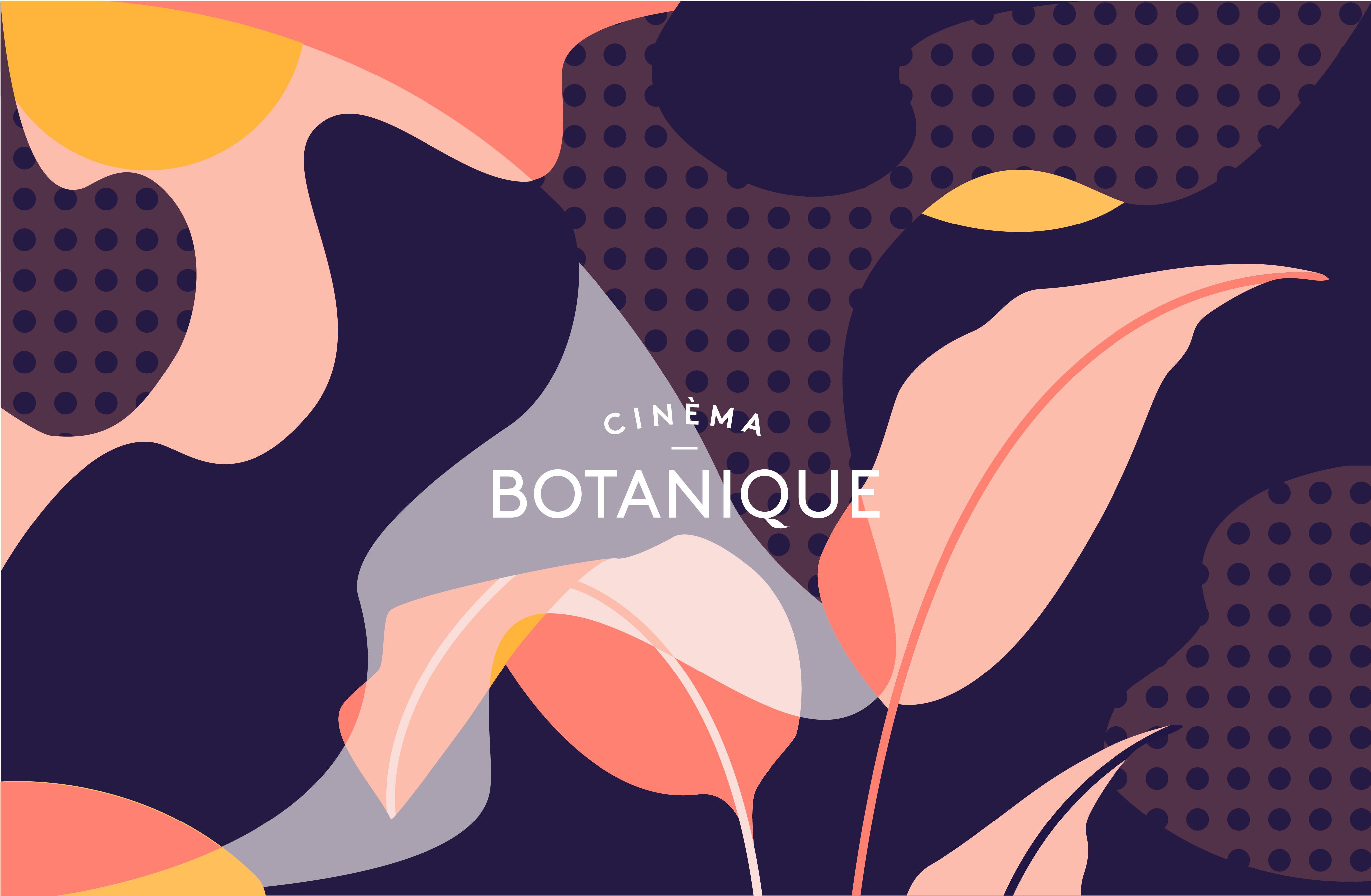 Cinéma Botanique Branding - Cocoskies | Illustration, design & travel blog