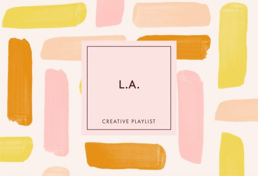Creative Playlist Los Angeles - Cocoskies