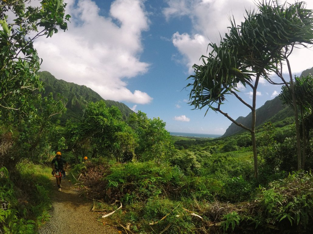 Kualoa Ranch - Oahu, Hawaii (Cocoskies)